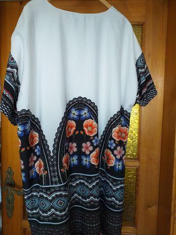 Piękna sukienka 52/54