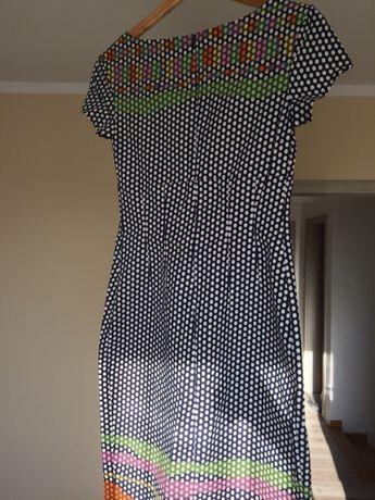 Dopasowana sukienka Grey Wolf