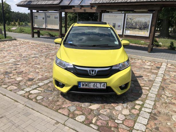 Honda Fit/Jazz 2016