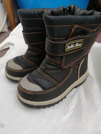 Ботинки на мальчика 15 см Холодная осень, зима