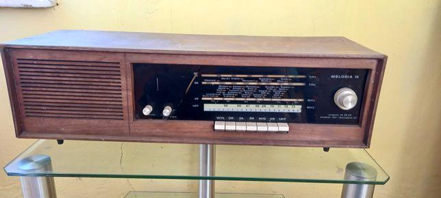 Stare radio Melodia 16