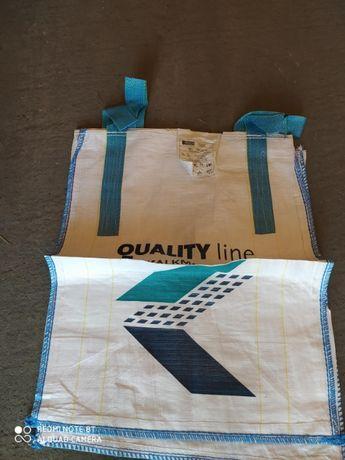 Używane worki big bag 100x100x190cm / Hurtowa sprzedaż