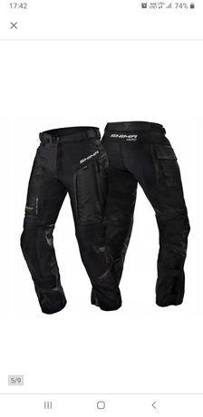 Spodnie shima hero motocyklowe rozm. Xl stan idealny