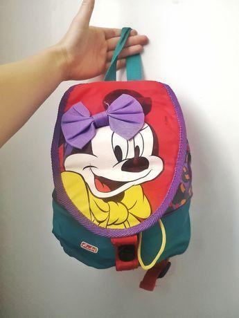 Детский рюкзачек рюкзак маленький Микки Маус дисней, Herlitz
