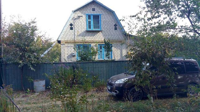 Дача, Черниговская обл. около с. Марковцы. садовый кооператив Каштан