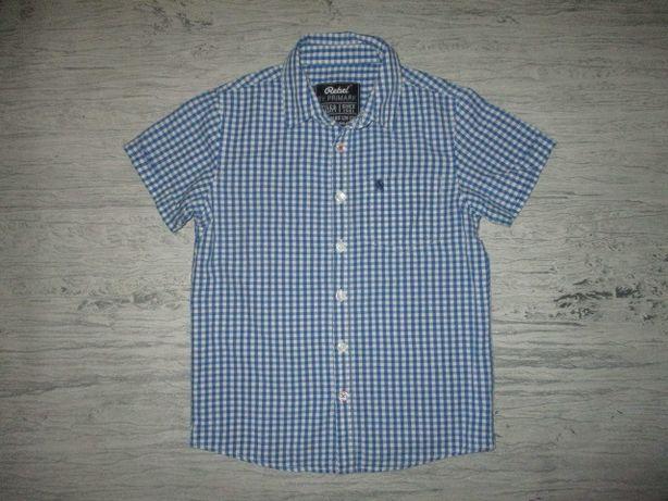 Рубашка Rebel, 128 размер, в идеале