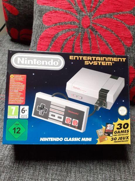 Nintendo NES Classic Mini w nowym stanie!
