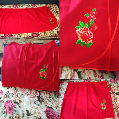 Украинская юбка-плахта.