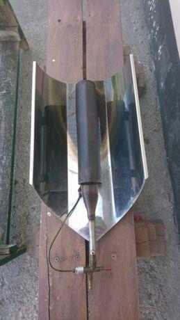 Promiennik gazowy ALKO 0,5-5 KW. Wiszący