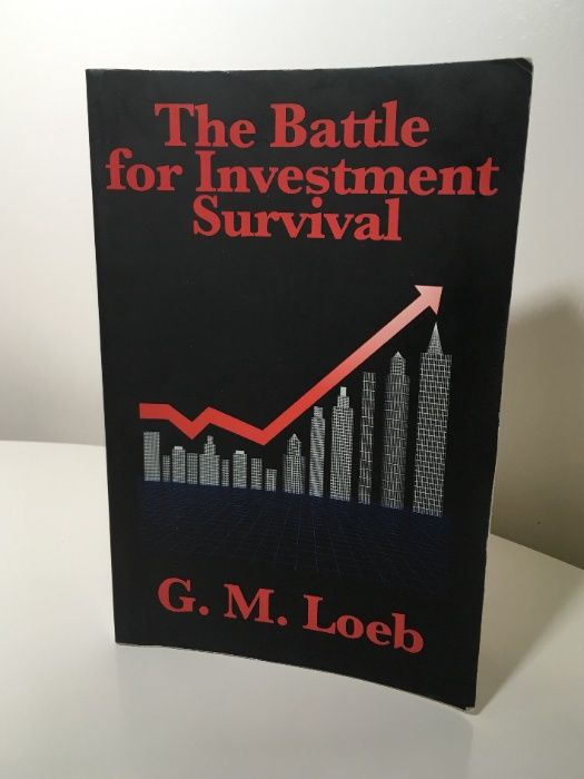 The Battle for Investment Survival. Бизнес книга на английском Киев - изображение 1