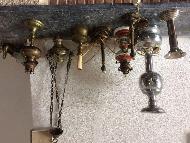 Vendo lampadas antigas