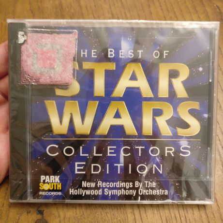 STAR WARS the best of Collectors edition osquestra CD banda sonora