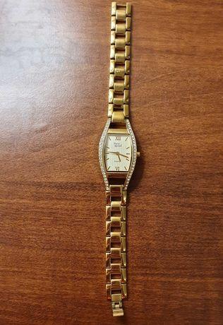 Złoty zegarek damski Pierre Ricaud