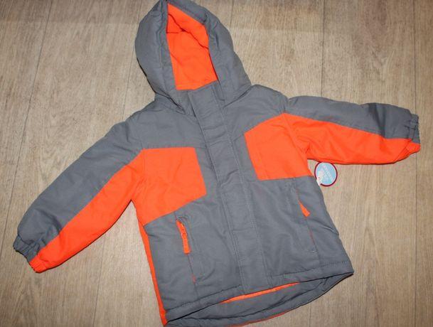 Куртка зима на мальчика 2-3 года от Wonder Kids
