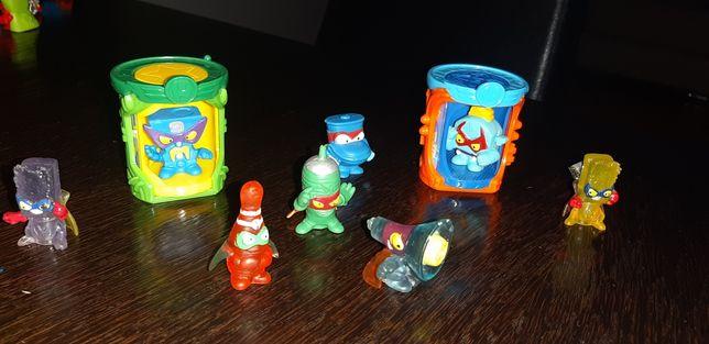 Figurki i pułapki , super zingsy 2 seria