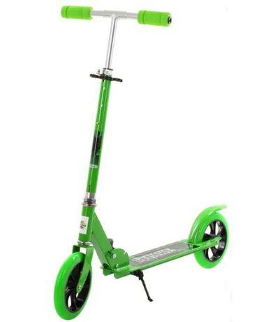 детский Двухколесный самокат iTrike - Новый, большие колеса. Оригинал