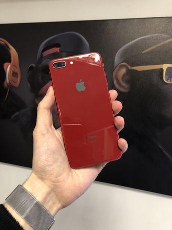 Iphone 8 plus 256 gb гб плюс red product обмен Neverlock гарантия