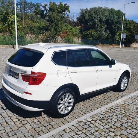 BMW X3 2.0d xDRIVE. 184 CV NACIONAL (Urgente)   FULL EX