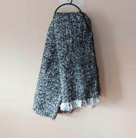 Nowy modny szal ciepły Sinsay