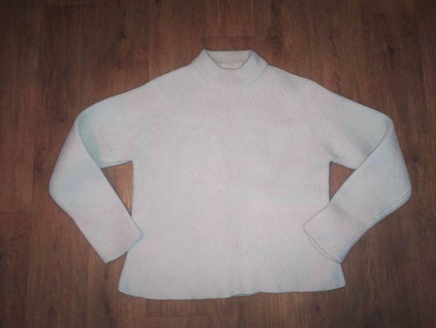 Шерстяной свитер,р 48