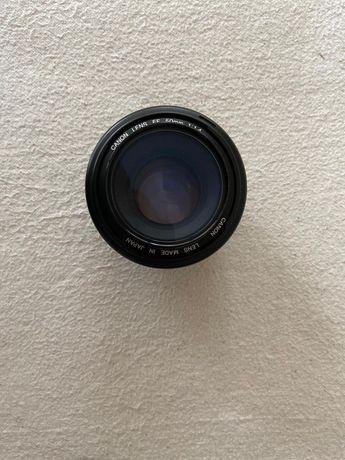 Obiektyw Canon Ef 50 mm