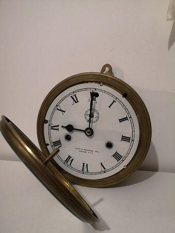 Piękny oryginalny okrętowy zegar antyk