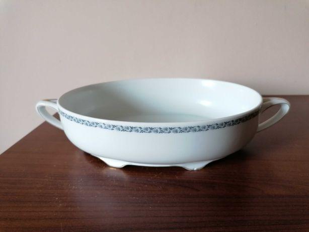 """Stylowa, porcelanowa waza z uszami """"Rosenthal"""", sygnowana"""