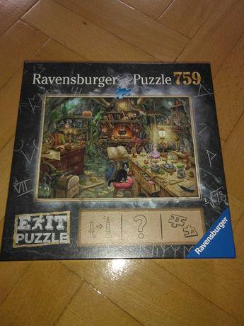 Puzzle 759 EXIT PUZZLE - Kuchnia czarownicy