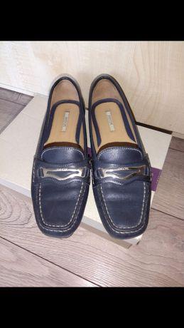 Geox кожаные туфли