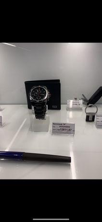 Оригінальний хронограф часы BMW M Men Black