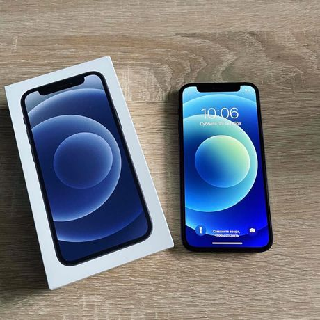 iPhone 12 mini Black 128gb (RSim)