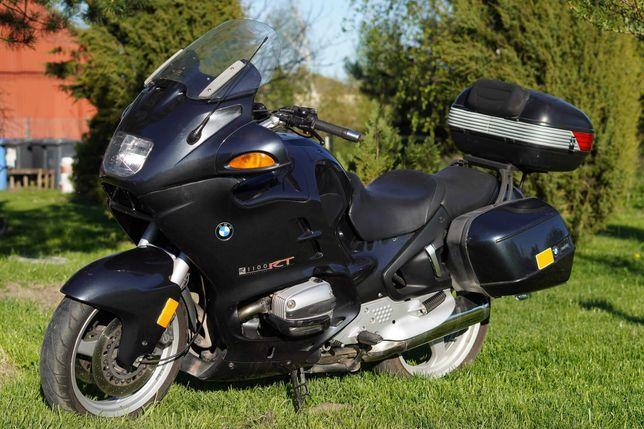 Motocykl BMW rt1100