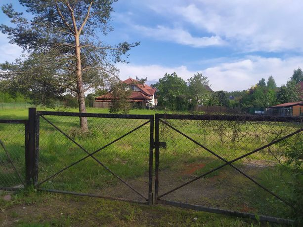 wynajmę działkę 1687m  okolice ul. Elewatorskiej  plac  ogrodzony