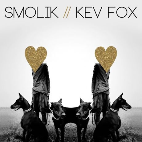 SMOLIK / KEV FOX - Queen Of Hearts EP LP winyl folia