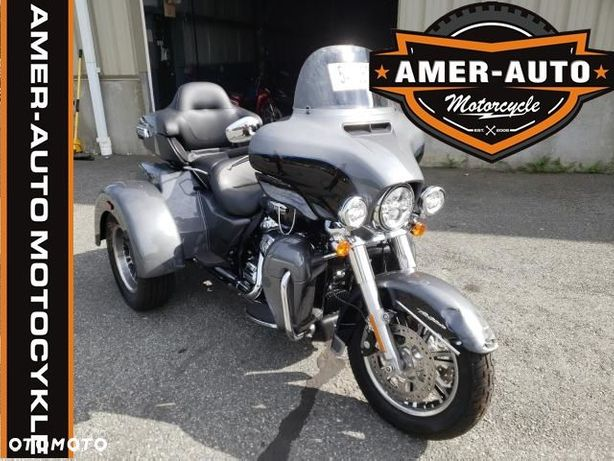 Harley-Davidson FLH Electra Glide Flhtcutg Trike Trajka Amer-Auto
