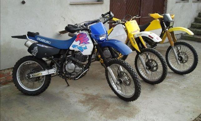 Suzuki dr 350, amortyzator części
