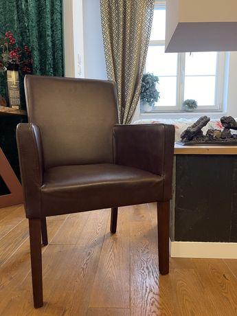 Sprzedam •2 Fotele •skóra