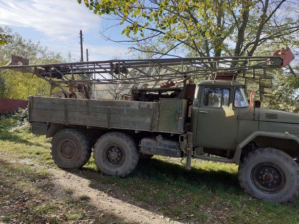 Бурова установка УГБ 50м.
