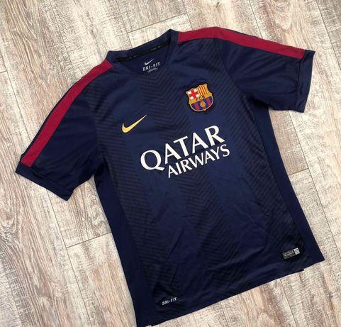 Футболка nike barcelona dri-fit