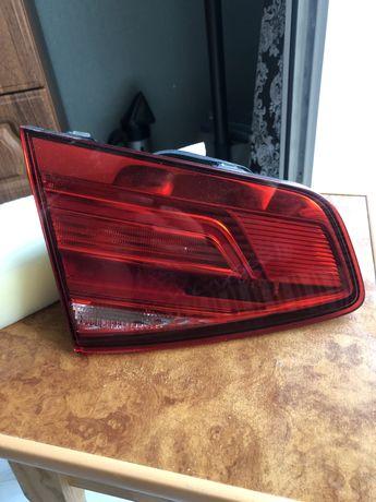 Задний фонарь Passat B8 Europe sedan левый в багажник