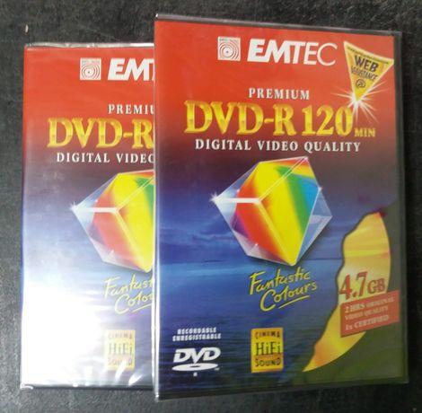 DVD-R 120min 4,7GB Emtec