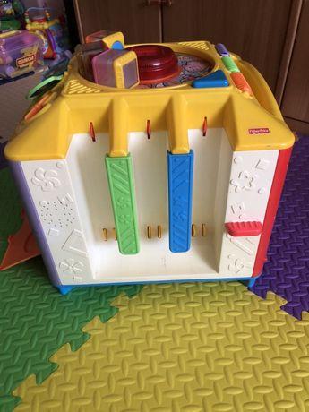Куб інтерактивний