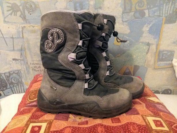 Buty zimowe śniegowce PRIMIGI wodoodporne ciepłe