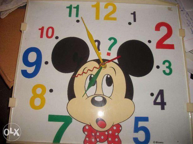 Relógio Disney Mickey
