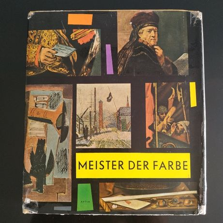 Мастер цвета Meister der Farbe (German)