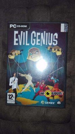 Jogo PC Original - Evil Genius