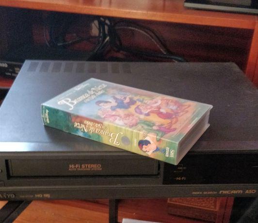 Leitor/gravdor VHS