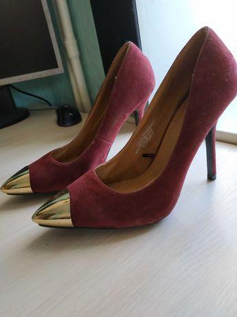 Лодочки, туфли размер 39