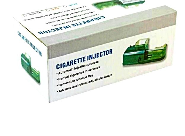 Nabijarka elektryczna maszynka do papierosów