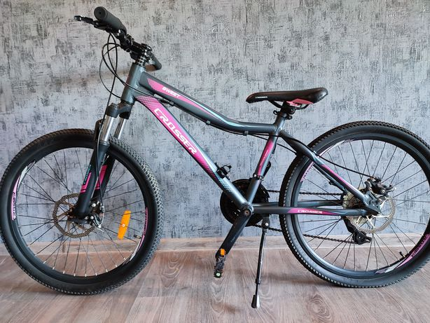 "Велосипед Crosser 24"" Алюминий"